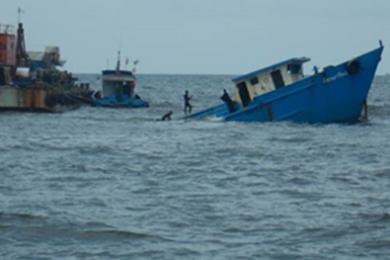PATHARA MARINE 5: Sank off Bangkok Bay, Thailand – SEPTEMBER 2015
