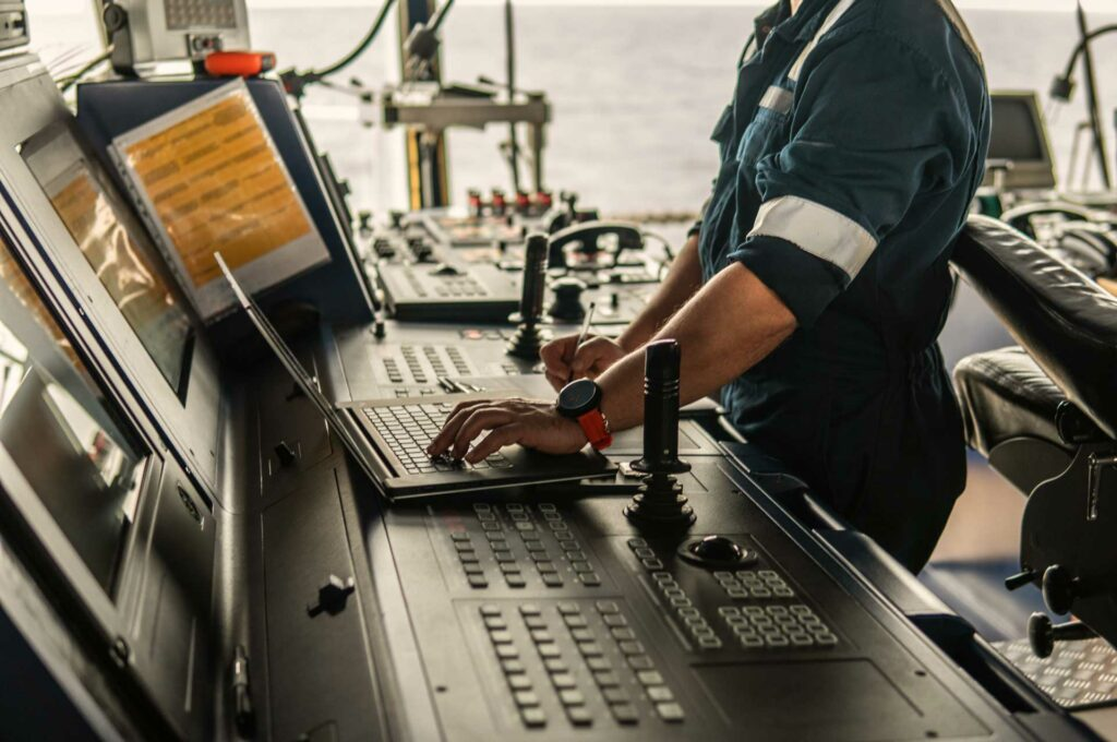 Dynamic positioning and critical systems controls