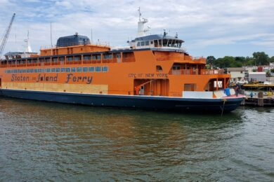 Case Study: New Staten Island Ferry Safely Completes Tow