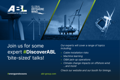 Discover ABL Renewables' Booth Bites, Stand 148, GOW21