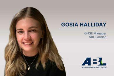 Meet the Team: Gosia Halliday