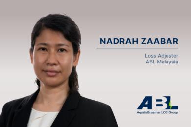 Meet the team: Nadrah Zaabar